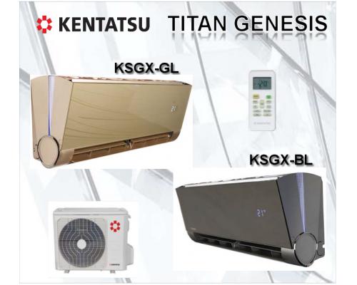 Сплит-система Kentatsu KSGX53H/KSRX53H