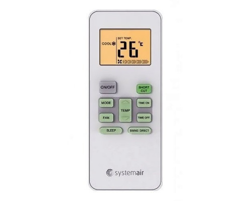 Пульт управления Systemair SYSCONTROL RM 52