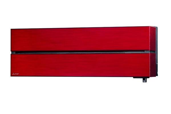 Кондиционеры красного цвета